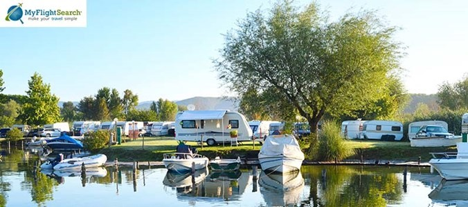 4 RV Parks that will sweep you off your feet!