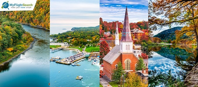 Best US cities to visit to see the Fall Foliage