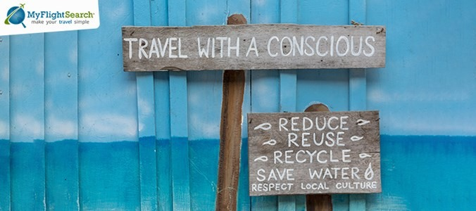 5 Smart Tips to Reduce Your Travel Footprint