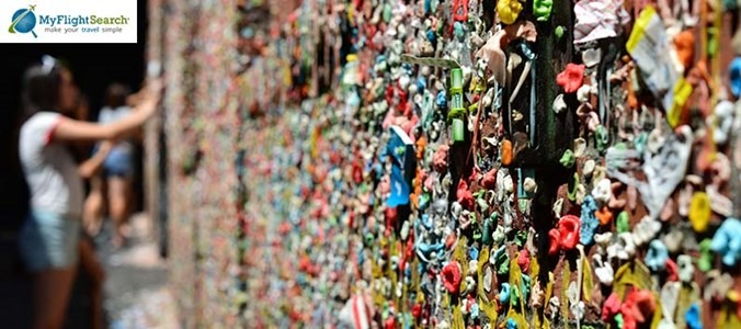 5 Facts you did not know about Seattle Gum Wall!