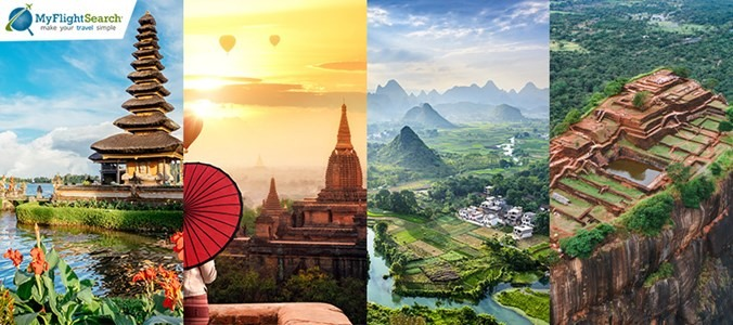 8 Most Instagram-worthy Destinations in Asia to travel